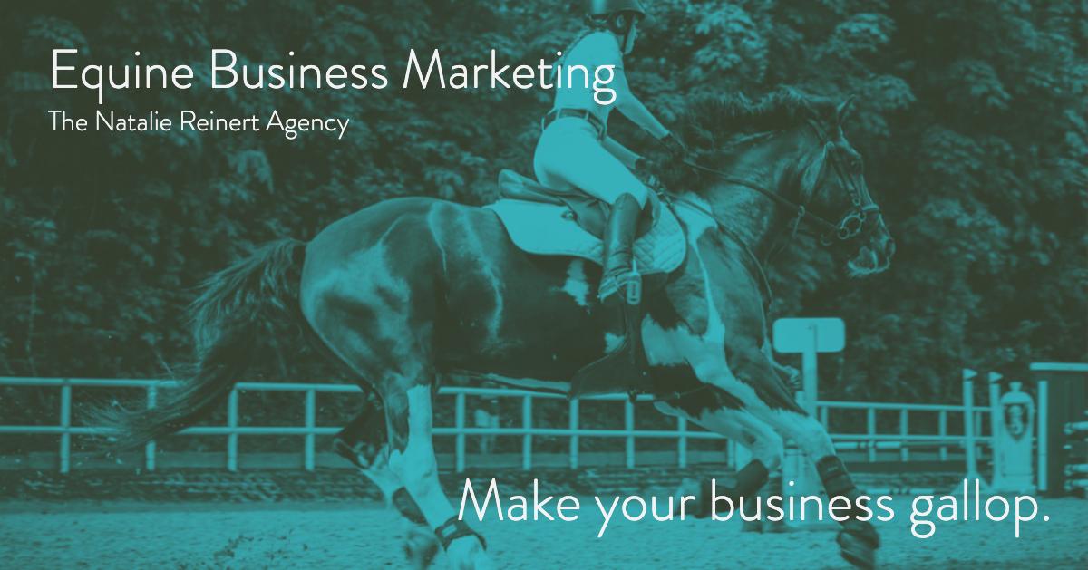 Equine Business Marketing